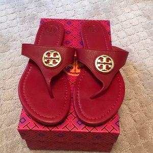 Tory Burch Judy Sandal Size 10